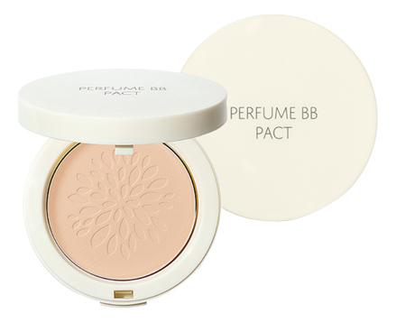Пудра компактная ароматизированная Saemmul Perfume BB Pact SPF25 PA++ 20г: 23 Cover Beige, The Saem  - Купить