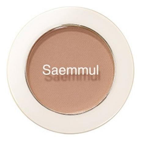 Купить Тени для век матовые Saemmul Single Shadow Matt 1, 6г: BE01, The Saem