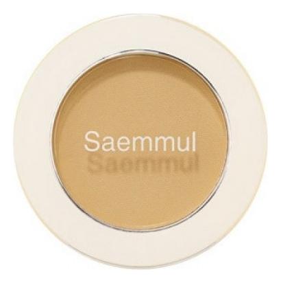 Купить Тени для век матовые Saemmul Single Shadow Matt 1, 6г: BE04, The Saem
