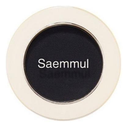 Купить Тени для век матовые Saemmul Single Shadow Matt 1, 6г: BK03, The Saem