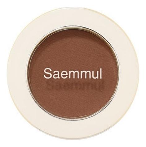 Купить Тени для век матовые Saemmul Single Shadow Matt 1, 6г: RD04, The Saem