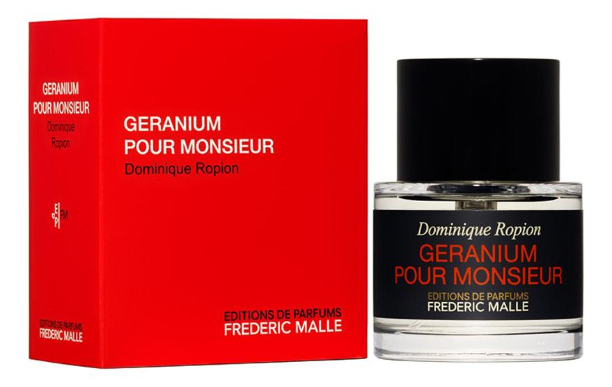 Фото - Geranium Pour Monsieur d or coffret duo духи 2 80мл pour madame pour monsieur