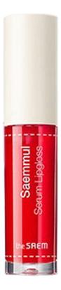 Купить Блеск для губ Saemmul Serum Lipgloss 4, 5г: RD01, The Saem