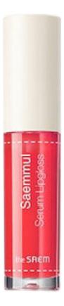 Блеск для губ Saemmul Serum Lipgloss 4, 5г: PK01, The Saem  - Купить