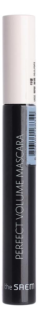 Фото - Тушь для объема ресниц Saemmul Perfect Volume Mascara 8мл тушь для ресниц с эффектом объема perfect volume 8мл brown