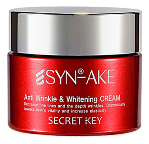 Крем для лица со змеиным ядом Syn-Ake Anti Wrinkle & Whitening Cream 50г