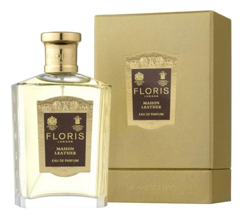 Купить Mahon Leather: парфюмерная вода 100мл, Floris