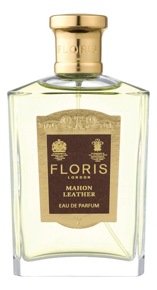 Floris Mahon Leather: парфюмерная вода 100мл тестер