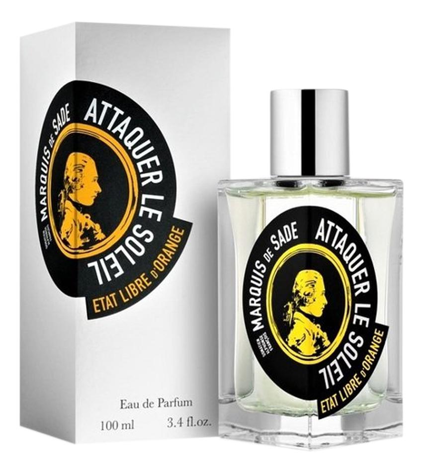 Etat Libre D`Orange Attaquer Le Soleil Marquis De Sade : парфюмерная вода 100мл