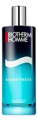 Biotherm Aquafitness: туалетная вода 100мл тестер cellulilaser biotherm купить