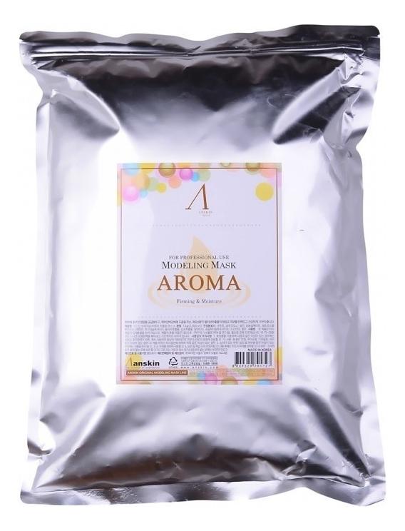 Купить Маска альгинатная антивозрастная питательная Aroma Modeling Mask Refill 1кг: Маска 1000г (запасной блок), Anskin