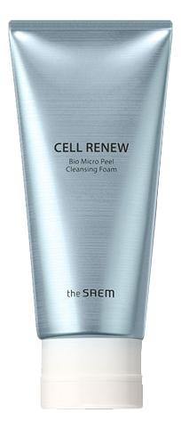 Пенка для умывания Cell Renew Bio Micro Peel Cleansing Foam 170мл био гель скатка для лица cell renew bio micro peel soft gel пилинг 160мл