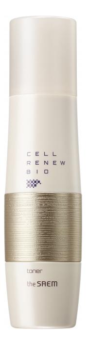 Антивозрастной тонер для лица Cell Renew Bio Toner 150мл