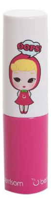 Жидкий гель для губ с тату эффектом Oops Angel Lip Tatoo 3,5мл: 03 Lovely Iris