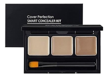 The Saem Палетка консилеров Cover Perfection Smart Concealer 4,2г