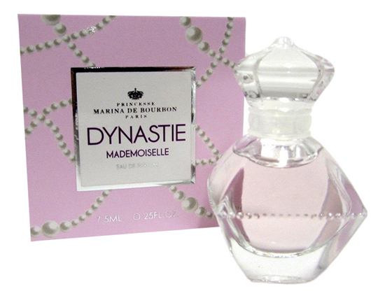 Фото - Dynastie Mademoiselle: парфюмерная вода 7,5мл princesse marina de bourbon golden dynastie парфюмерная вода 50мл