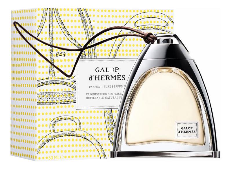 Hermes Galop d`Hermes : духи 50мл hermes косметика официальный сайт