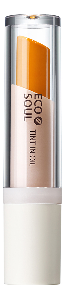 Тинт минеральный Eco Soul Mineral Tint In Oil 4г: OR02 Your Orange