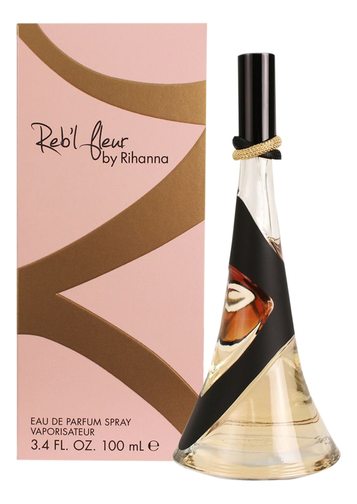 Купить Rihanna Reb'l Fleur: парфюмерная вода 100мл