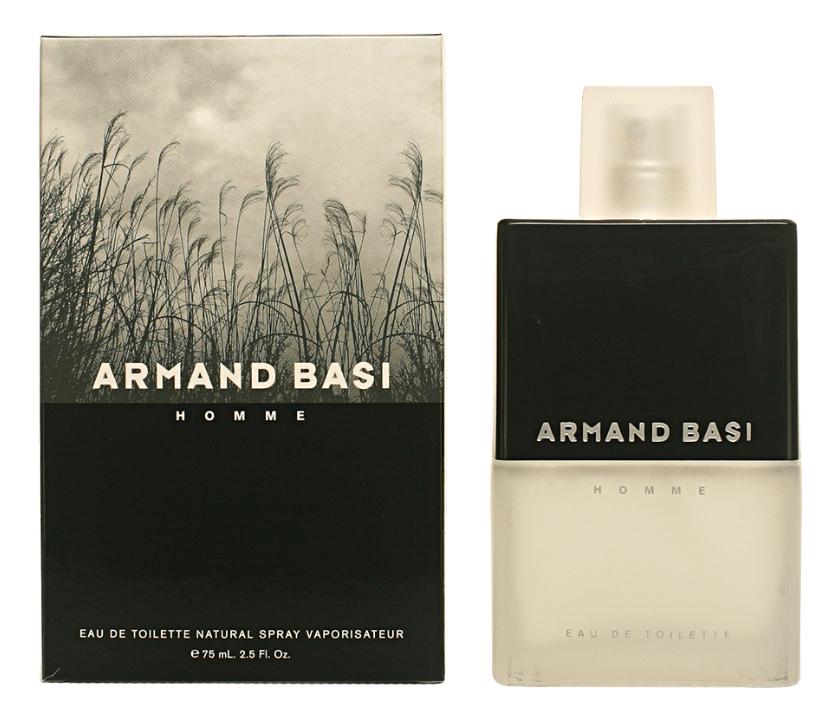 Купить Homme: туалетная вода 75мл, Armand Basi