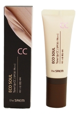 The Saem CC Крем Eco Soul Tone Up CC SPF30 PA++ 35г