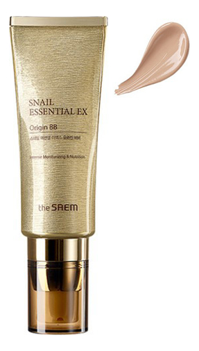 Крем BB антивозрастной Snail Essential EX Origin Cream 40мл: 23 Natural Beige