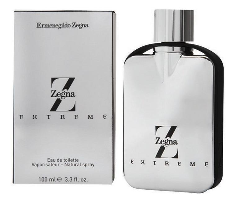 Z Zegna Extreme: туалетная вода 100мл недорого