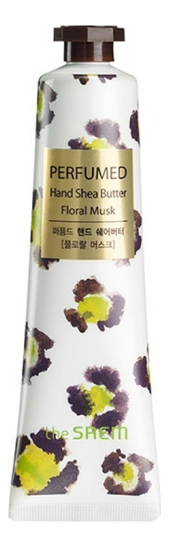 Крем-масло для рук Perfumed Hand Shea Butter Floral Musk 30мл