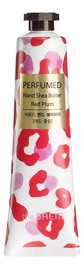 Крем-масло для рук Perfumed Hand Shea Butter Red Plum 30мл