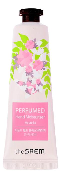 Купить Крем для рук Perfumed Hand Moisturizer Acacia 30мл, The Saem