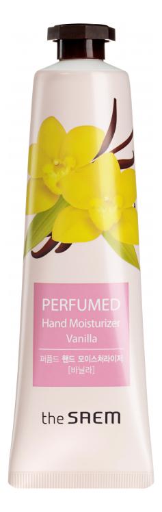Купить Крем для рук увлажняющий Perfumed Hand Moisturizer Vanilla 30мл, The Saem