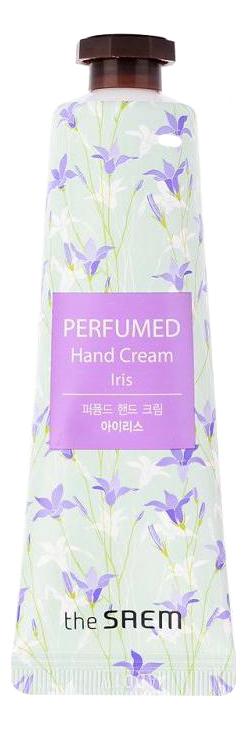 Купить Крем для рук Perfumed Hand Cream Iris 30мл, The Saem