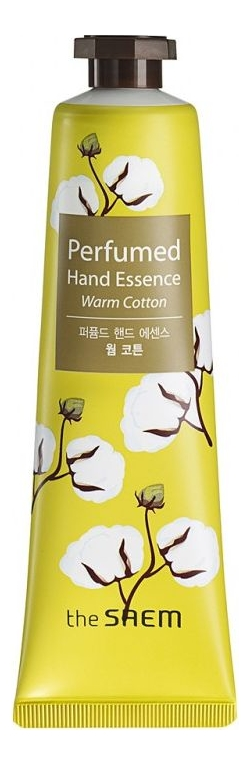 Крем-эссенция для рук Perfumed Hand Essence Warm Cotton 30мл
