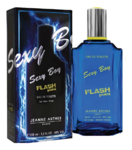 Jeanne Arthes Sexy Boy Flash Point: туалетная вода 100мл