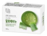 Освежающее мыло с экстрактом алоэ вера Fresh Aloe Soap 100г мыло детское с экстрактом календулы baby calendula soap 100г