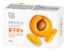 Mukunghwa Мыло Rich Apricot Soap 100г (абрикос)