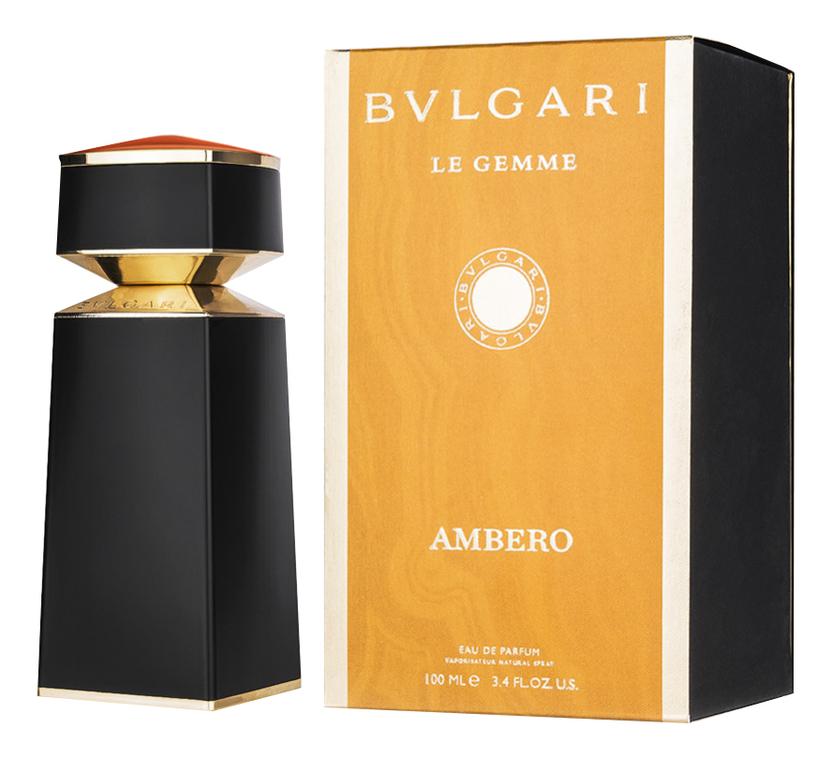 Купить Ambero: парфюмерная вода 100мл, Bvlgari