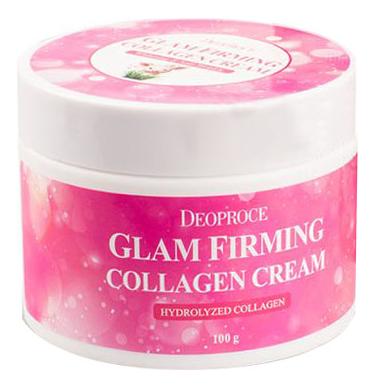 Крем для лица с коллагеном Moisture Glam Firming Collagen Cream 100г