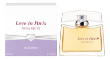 Nina Ricci  Love In Paris