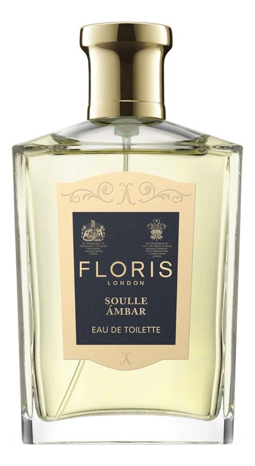 Floris Soulle Ambar: туалетная вода 50мл тестер charriol infinite celtic туалетная вода тестер 100 мл