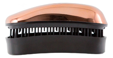 Dessata Расческа для волос Hair Brush Metallic Mini Bronze (бронза)