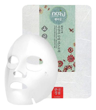 NO:HJ Маска для лица Ласточкино гнездо Aqua Soothing Bird Nest Mask 25г