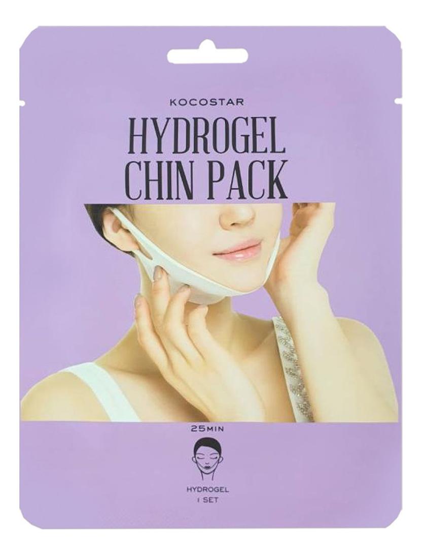 Маска гидрогелевая для зоны подбородка с эффектом лифтинга V Line Hydrogel Chin Pack 9г