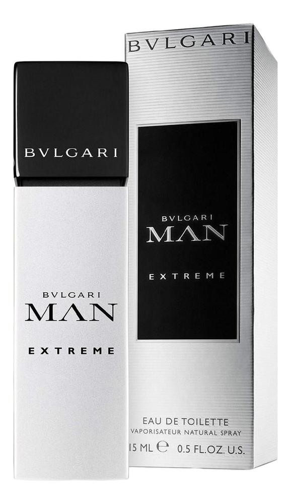 Купить MAN Extreme: туалетная вода 15мл, Bvlgari