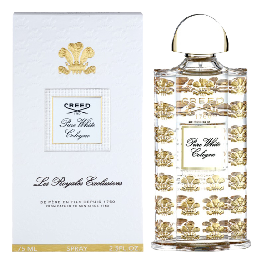 Creed Pure White Cologne: парфюмерная вода 75мл
