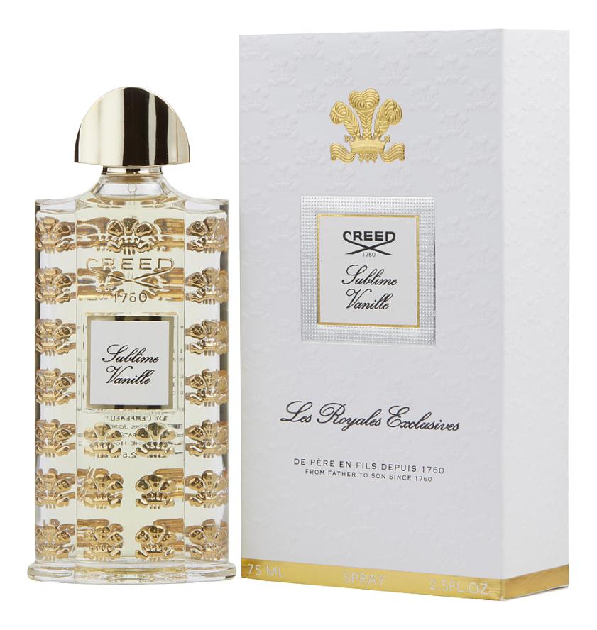 Купить Sublime Vanille: парфюмерная вода 75мл, Creed
