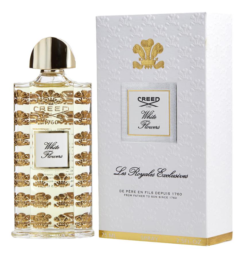 Creed White Flowers: парфюмерная вода 75мл недорого