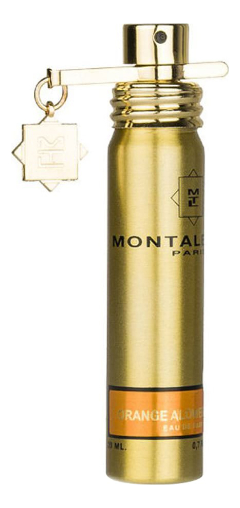 Montale Orange Aoud: парфюмерная вода 20мл montale spicy aoud eau de parfum
