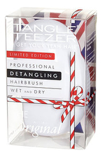 Tangle Teezer Расческа для волос The Original Christmas White-Red