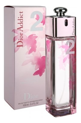 Купить Addict 2 Summer Litchi: туалетная вода 100мл, Christian Dior